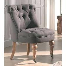 fauteuil crapaud taupe fauteuil crapaud capitonne taupe