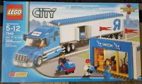 LEGO CITY TOYS R US TRUCK AND SHOP SET RETIRED 7848 NIB | ZZ Top ... Review Toys R Us Bricktober 2015 Buildings Lego City Truck 7848 Buying Pinterest Lego Itructions Picrue Excavator And 60075 Toysrus Lego Track Top Legos City Toys Shop 4100 Pclick Uk Exclusive Brand New Cdition Amazoncom Year 2012 Series Set Us Truck Flickr Toy Store Tired 100 Complete Diy Book 2 Youtube