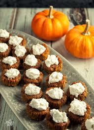 Bake Pumpkin For Pies by Pumpkin Pie Bites Paleo Leap