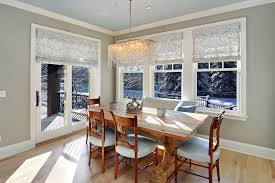 Incredible Sliding Glass Door Roman Shades Inspiration With For Doors Bedroom Contemporary