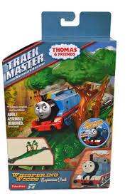 Thomas The Train Tidmouth Sheds Playset by Image Trackmaster Revolution Whisperingwoodsexpansionpackbox Jpg