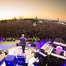 Phish Bathtub Gin Magnaball by Vermont Jamrock Titans Phish Deliver Another Festival For The Ages