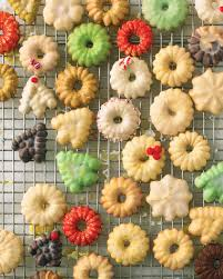 Decorated Shortbread Cookies by Iced Decorated And Shaped Cookie Recipes Martha Stewart