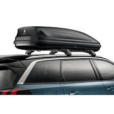coffre toit de voiture coffre de toit mi 420l pour vehicules particuliers