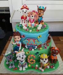 pin on paw patrol kuchen paw patrol birthday cake paw