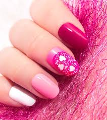 30 Cute Pink Nail Art Design Tutorials With
