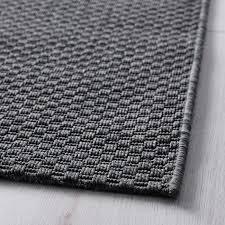 morum teppich flach gewebt drinnen drau dunkelgrau 200x300 cm