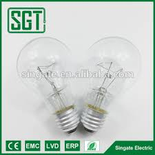 a55 clear glass frosted e27 b22 traditional l 100 watt edison