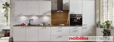 küchenzeilen nobilia elements fachberatung bei inone