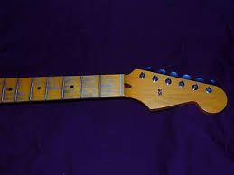 Fat Aged Relic Fender Lic 95 C Stratocaster Vintage Srv Style Guitar Neck