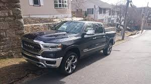 100 Grizzly Trucks Went All In 2019 Ram 1500 Limited Decked The F Out Drives