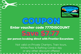 COUPON - SAVE NOW! | Frontier Excursions & Adventures | Skagway Tours Health And Fitness Articles February 2019 Amusements View Our Killer Coupons 75 Off Frontier Airline Flights Deals We Like Drizly Promo Coupon Code New Orleans Louisiana Promoaffiliates Agency Groupon Adds Airlines Frontier Miles To Loyalty Program Codes 2018 Oukasinfo 20 Off Sale On Swoop Fares From 80 Cad Roundtrip Coupon Code May Square Enix Shop Rabatt Bag Ptfrontier Pnic Bpack Pnic Time Family Of Brands Ltlebitscc