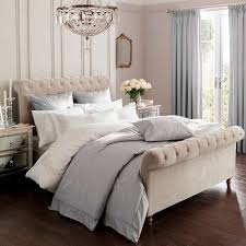 Dorma Grey Brocatello Bed Linen Collection