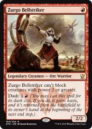 edhrec zurgo bellstriker commander