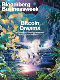 100 Christian Lassen Bitcoin Unicorn By Riese For Bloomberg