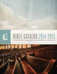 Harper Collins Christian Publishing Bible Catalog By Cliff Price And