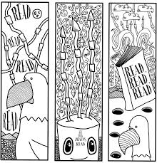 Bookmark Animals Coloring Gallery For Gt Cool Bookmarks To Print And Color