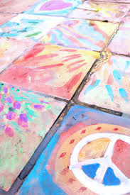 Easy Art Ideas For Kids Watercolor On Tile Gorgeous Results That Will Fade Away