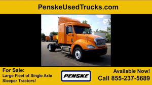 Expired Promotion] - Freightliner Single Axle Sleepers - YouTube 2011 Used Kenworth K200 At Penske Commercial Vehicles Australia Wa Ford La Mesa Ca New Dealership Freightliner Flatbed Trucks In Orlando Fl For Sale Dardania D38 Power Systems Sydney1 Doubling North America Truck Footprint 2014 Man Tgs 26480 L Cab Nz Set To Deliver 36 Mans Til Logistics Expired Promotion Single Axle Sleepers Youtube 2004 Volvo Fh12 Globetrotter Leasing Opens Amarillo Texas Location Bloggopenskecom Mobile Site On Behance Continues Support The Intertional Foodservice