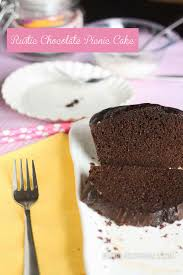 Rustic Chocolate Picnic Cake Is A No Frills Recipe So Robust And Chocolatey That It
