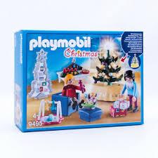 details zu playmobil 9495 weihnachtliches wohnzimmer mit licht weihnachten