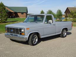 1983 Ford F-100 Pickup Restored Truck For Sale | Hotrodhotline 1968 Ford F100 Pickup Truck Hot Rod Network Why Vintage Pickup Trucks Are The Hottest New Luxury Item 1957 1966 Streetside Classics The Nations Trusted Classic Greenlight 118 1953 Shell Oil Gas Pump Yellow Truck 1970 Review Youtube Frank G Lmc Life 1969 Green Walkaround 1960 F 100 Stock Photo 15343295 Alamy 1962 Unibody Farm Superstar Kindigit Designs 54 Street Trucks Fresh Body Panels For An Reincarnation Magazine