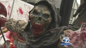 Halloween Mazes In Los Angeles 2017 by Haunted House Abc7 Com