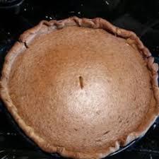 Pumpkin Pie With Molasses by Pumpkin Pie Iii Recipe Allrecipes Com