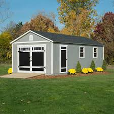 10x20 Shed Floor Plans by Sheds U0026 Barns Costco