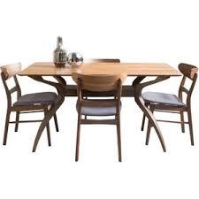 Wayfair Modern Dining Room Sets by Mid Century Modern Kitchen U0026 Dining Room Sets You U0027ll Love Wayfair
