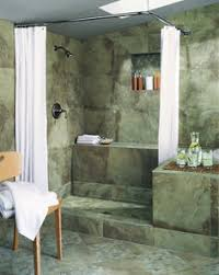 lystra almond porcelain tile shower designs