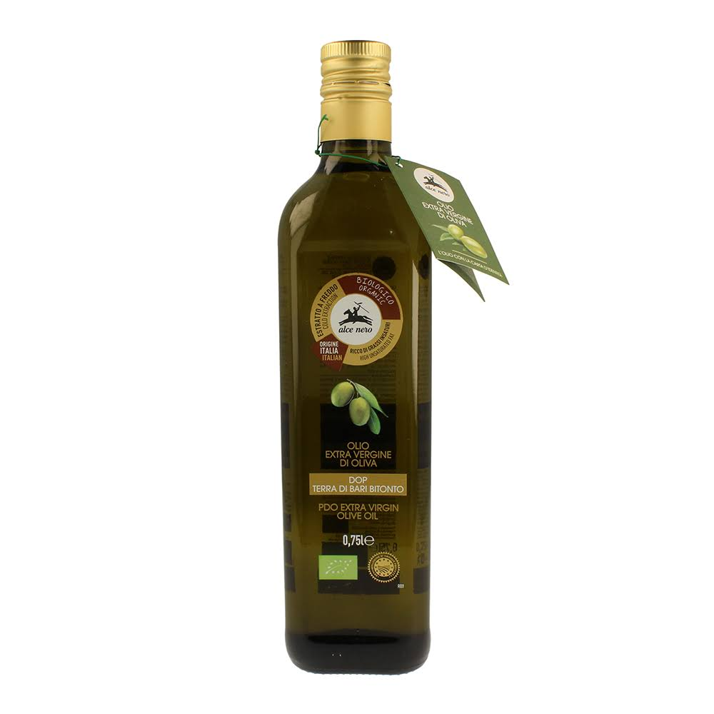 Alce Nero Spa 750ml Extra Virgin Olive Oil