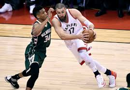 Valley News NBA Playoffs Raptors Knot Series