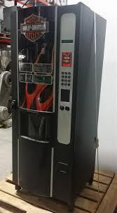 Image WITTERN 3205 Harley Davidson Coffee Vending Machine 877777