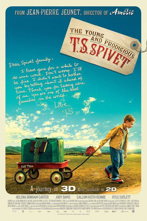 The Young and Prodigious T.S. Spivet-The Young and Prodigious T.S. Spivet