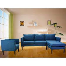 Amazoncom Redde Boo Living Room Sofa Set With Extra