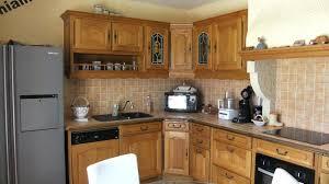 cuisine rustique chene cuisine rustique chene populaire beton cir pour plan de travail