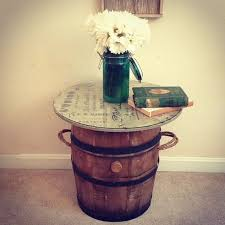 40 best wine barrel ideas images on craft projects