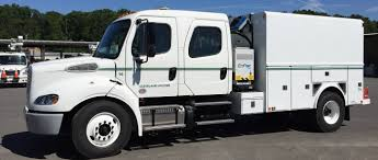 100 Small Utility Trucks Nichols Fleet