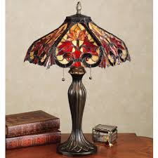 Stiffel Lamp Shades Glass by Astounding Stiffel Lamp With Glass Table Tags Stiffel Lamp Inside