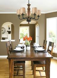 Traditional Dining Room Light Fixtures Early Metal And Wood Chandelier Pertaining To Stylish Household