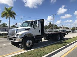 100 Flat Bed Truck For Sale INTERNATIONAL FLATBED TRUCK FOR SALE 12117