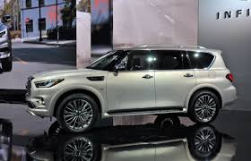 2018 Infiniti QX80 Gets A Nose Job And New Legs | Yesss!!!! | Luxury ... 2017 Finiti Qx80 Review Ratings Edmunds Used Fond Du Lac Wi Infiniti Truck 50 Best Fx37 For Sale Savings From Luxury Cars Crossovers And Suvs Warren Henry Miami Fl Sales Service Parts 2019 Qx60 Reviews Price Photos Specs Dealer In Suitland Md Of Limited Exterior Interior Walkaround Tampa New Dealership Orlando Fresno A Vehicle Larte Design 2016 Missuro White 14 Rides