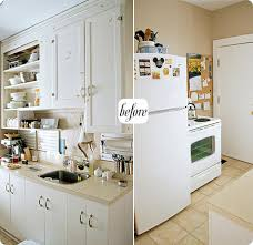 Galley Kitchen Makeovers Before And After Glamorous Claires Chair Kylas Design