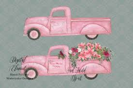Pick Up Truck Clipart Watercolor Pink Truck Clip Art, Flower Clip ... Clipart Of A Cartoon White Man Driving Green Pickup Truck And Red Panda Free Images Flatbed Outline Tow Clip Art Nrhcilpartnet Opportunities Chevy Chevelle Coloring Pages 1940 Ford Pick Up Watercolor Pink Art Flower Vintage By Djart 950 Clipart Vintage Red Pencil In Color Truck Unbelievable At Getdrawingscom For Personal Use