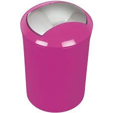 design kosmetikeimer 10 15360 sydney mit schwingdeckel 5 liter øxh 19 x 30 cm pink spirella