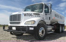 2006 Freightliner Business Class M2 Water Truck | Item H1178... 2002 Freightliner Fl70 Awd Single Axle Bucket Truck For Sale By 2017 M2 Box Under Cdl Greensboro Trucks Walinga 2012 106 Cummins 67l 250hp Used Trucks For Sale 2006 Business Class Water Truck Item H1178 Home 2001 Model Fl80 Vin 1fvhbxak31hh80933 Curtain Side 0 Nice Looking Cascadia Saighttruck Landstar M2106v 6x6 Water Custom One Source Sales In Nashville Tn