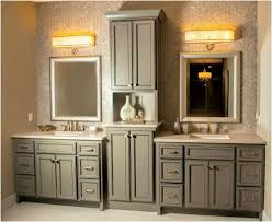 Bathroom Vanity With Tower Pictures by Bathroom Vanity Matching Linen Tower Best Bathroom Decoration