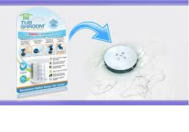 Bathroom Drain Hair Stopper Walmart by Tubshroom Revolutionary Hair Catcher Drain Protector For Tub