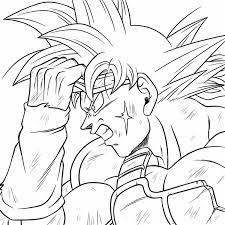 Bardock DRAGON BALL Z Dragon Ball Dibujos De Dragón Y